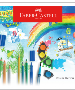 Скицник спирала Faber-Castell